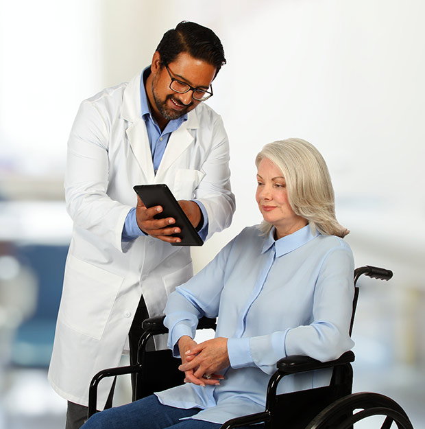 Reinventing the way clinicians provide eye care